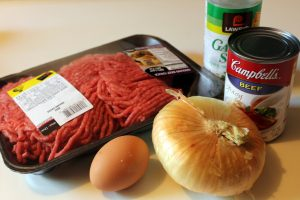 Recipe for Salisbury Steak