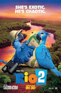 Post image for Amazon-Get Free Movie Ticket To See Rio2 When Purchase Certain Kid Movies