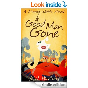 Post image for Amazon Free Book Download: A Good Man Gone (Mercy Watts Mysteries)