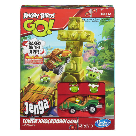 Post image for Target: Angry Birds Jenga GO! $.37 Each