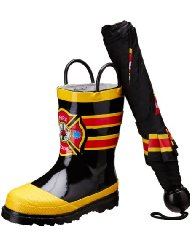 Post image for Amazon-Western Chief Fire Rescue Boot & Umbrella Set $26.39