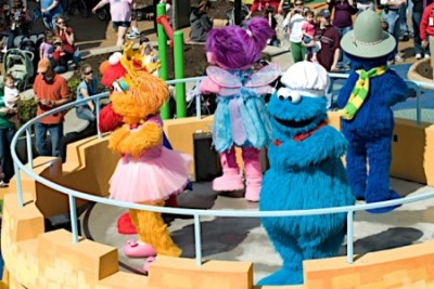 Post image for Busch Gardens' Sesame Street® Forest Of Fun™ Turns 5 Plus Spring Break Starts #springintofun