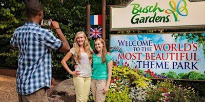 50% Off Single Day Admission to Busch Gardens Will...