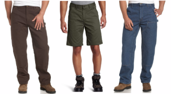 Post image for HOT DEAL: Men's Carhartt Work Pants As Low As $8.00