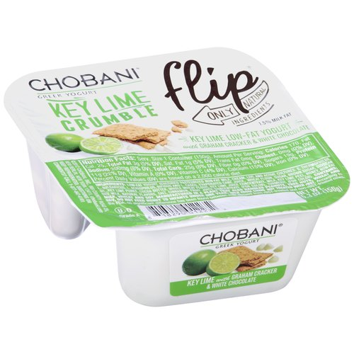 Post image for Kroger: FREE Chobani Flip Greek Yogurt Coupon