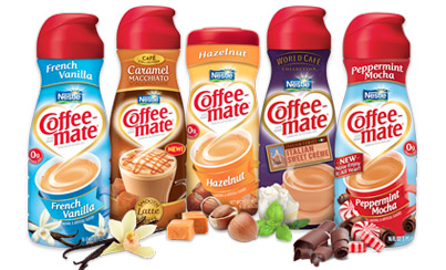 Post image for Facebook Coupon: $1/1 Coffee-Mate Liquid Creamer Coupon