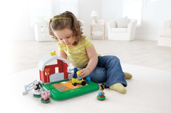 Post image for Amazon-Fisher-Price Little People Apptivity Barnyard $19.99