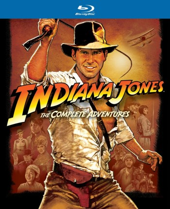 Post image for Amazon-Indiana Jones: The Complete Adventures [Blu-ray] (2011) $29.99