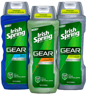 Post image for Walgreens: Free Irish Spring Gear Body Wash
