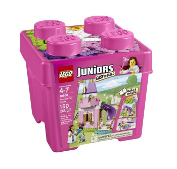 Post image for Amazon-LEGO Juniors 10668 The Princess Play Castle $11.99