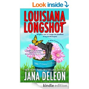 Post image for Amazon Free Book Download: Louisiana Longshot (A Miss Fortune Mystery)