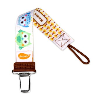 Post image for Amazon-Ulubulu Universal Pacifier Clip $4.99