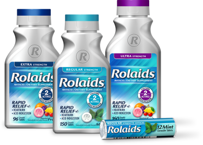 Post image for Walgreens: Rolaids As Low As $.50