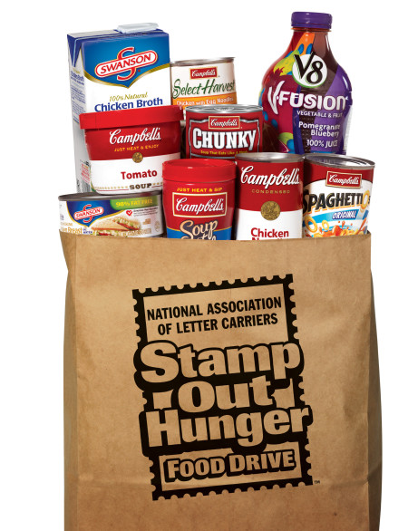 Post image for Stamp Out Hunger on May 10th – Stockpile Clean Out Opportunity #stampouthunger