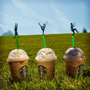 starbucks frap hour