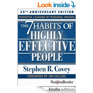 Post image for Amazon $1.99 Download: The 7 Habits of Highly Effective People: Powerful Lessons in Personal Change (25th Anniversary Edition)