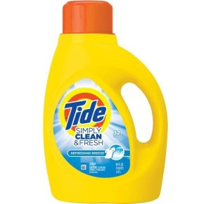 tide simply clean