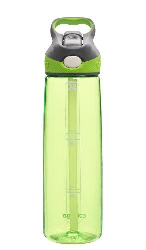 Post image for Amazon-Contigo Autospout Addison Water Bottle, 24-Ounce $9.99