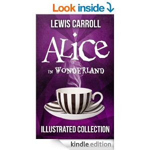 Post image for Amazon-Alice in Wonderland: The Complete Collection Just $0.99 For Kindle Edition