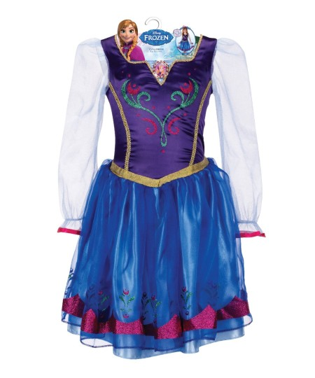 Post image for HURRY!  Disney Frozen Enchanting Dress – Anna Only $19.99!