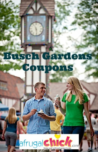 busch gardens coupon