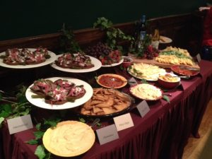 busch gardens food and wine buffet