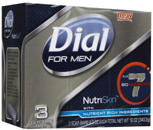 Post image for Target: Dial for Men Bar Soap $.05 Each