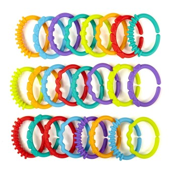 Post image for Amazon-Bright Starts Lots of Links- Solid Colors $3.99