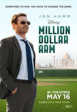 Post image for Million Dollar Arm Review #milliondollararm