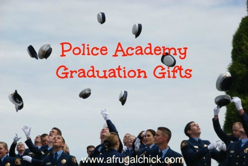 Post image for Police Academy Graduation Gifts