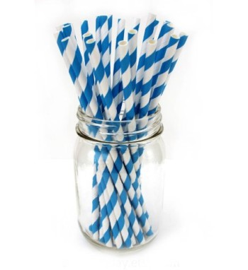 Post image for Amazon: Striped Party Straws $2.59