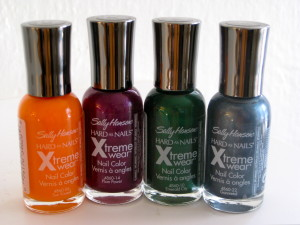 Post image for CVS: Sally Hansen Hard As Nails Xtreme Nail Color $.94 Each