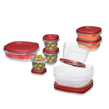 Post image for Amazon-Rubbermaid Easy Find Lid 18-Piece Food-Storage Set with Lids Just $9.99