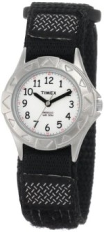 "Post image for Amazon-Timex Kids' ""My First"" Stainless Steel and Velcro Strap Watch $11.99"