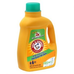 arm and hammer laundry detergent