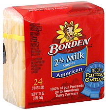 Post image for New Coupon: $.55/1 Borden Cheese Slices