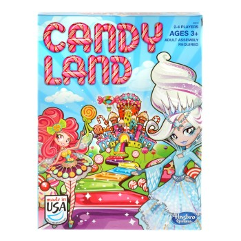 Post image for Target: Candy Land Board Game $2.89