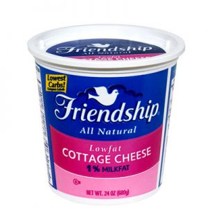 friendship cottage cheese