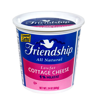 Post image for Harris Teeter: Friendship Cottage Cheese $.65