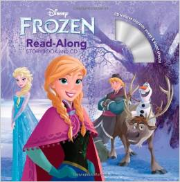 frozen read a long