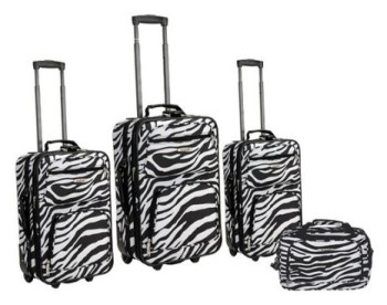 Post image for Amazon-Rockland Luggage Four-Piece Luggage Set As Low As $79.00