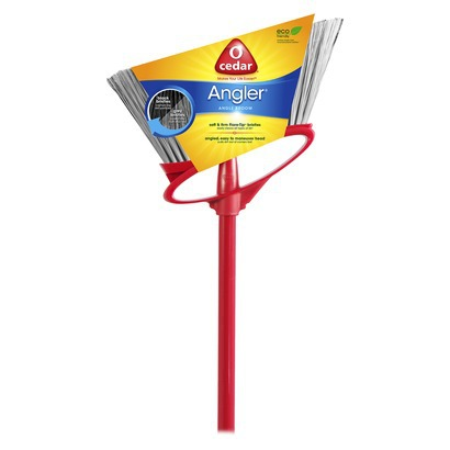 Post image for Target: O-Cedar Angler Angle Broom $.38