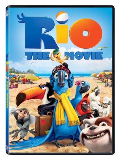 Post image for Rio (DVD) $2.99 on Amazon