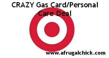Post image for Target: CRAZY Gas Card Deal on Dial Soap (And Other Stuff Too)