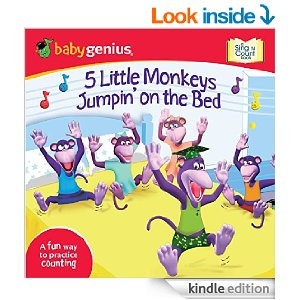 "Post image for Free Book Downloads Including ""Five Little Monkeys Jumping On The Bed"""