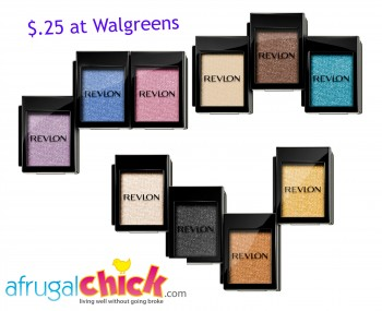 Post image for Walgreens: Revlon Color Stay Shadowlinks Eyeshadows $.25 Each