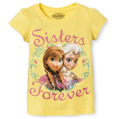 Post image for Target.com: Disney Frozen T-Shirts Buy One Get One 50% Off