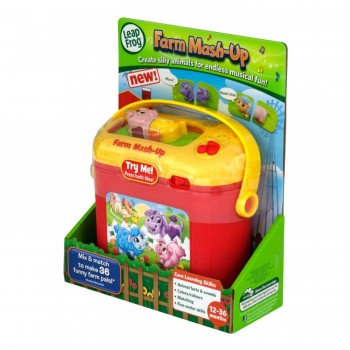 Post image for Amazon-LeapFrog Farm Animal Mash-Up Kit $11.99
