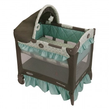 Post image for Amazon: HOT DEAL on Graco Travel Lite Crib, Winslet $69.99