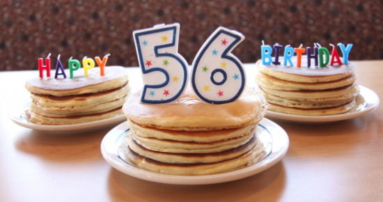 Post image for July 8th: IHOP $.56 Pancakes